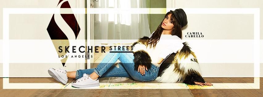 Camila Cabello - Skechers